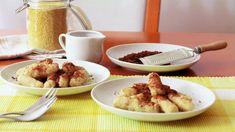 Jáhlové šišky sperníkem - Proženy Chicken, Meat, Cooking, Food, Kitchen, Essen, Meals, Yemek, Brewing