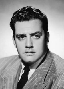 """RAYMOND BURR (1917 - 1993) Played tv's """"IRONSIDE"""". Mom was so hurt when he said that he was homosexual."""