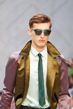 Burberry Prorsum Spring 2013 Menswear