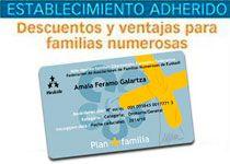 Asociaciones de Familias Numerosas de Euskadi ¡Colaborando, ganamos todos!