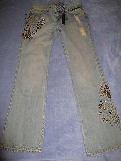 Peppe Peluso Boot Cut Jeans 6