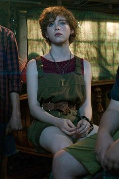 A Few Things to Know About Its Leading Lady and Rising Star, Sophia Lillis