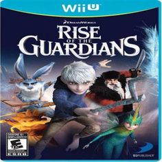 Shop Rise of the Guardians: The Video Game — PRE-OWNED Nintendo Wii U at Best Buy. Find low everyday prices and buy online for delivery or in-store pick-up. Wii U Games, Video Games Xbox, Xbox 360 Games, Lego Games, 3d Mode, Rise Of The Guardians, Games For Teens, Game Sales, Latest Games