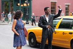 """Top Five"" Chris Rock's stab at the kind of personal filmmaking Woody Allen has trafficked in for decades is, for lack of a better word, hilarious. It's also the kind of movie that asks tough questions about fame, addiction and race relations in a way few comedies dare dream."
