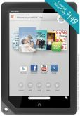 NOOK HD+ Tablet Slate 16GB. comes with google play now! WANT! Love b, but hated the fact that the apps were so limited. Adding google play just made up my mind.