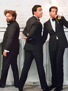 Hilarious guys Hilarious movies #hangover #bradleycooper #edhelms #zachgalifianakis