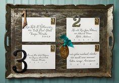 Our advice on addressing wedding envelopes via Southern Living!  #weddingenvelopes #weddingetiquette