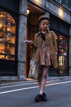 Model: Kaori