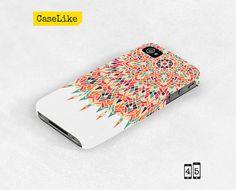 #Geometric #iPhone 5 #Case  #Tribal Geometric #Mandala  3D by #caselike, $22.00
