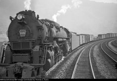 Pennsylvania Railroad, Train