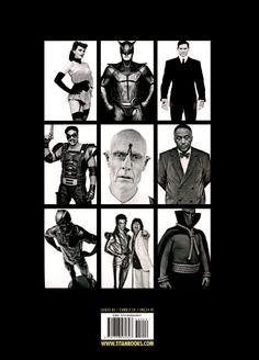 Watchmen Portraits - Back