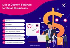 Time Management Software, Software Sales, Accounting Software, Marketing Software, Sales And Marketing, Customer Engagement, Problem And Solution, Software Development, Finance