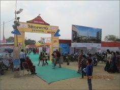 Krishna Bhumi stall