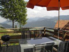 www.atraveo.be Objectnr. 623191 Appartement voor max. 2 volwassenen + 2 kinderen Sulzberg, Bodenmeer Oostenrijk