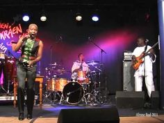 Kidjo plays Go Global in Denmark 2008