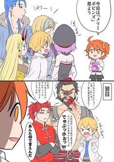 『FateGO』Fate/Grand Order(FGO) マスターがディズニー好きなカルデア