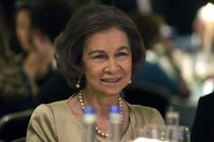SM la Reina Sofia en el 100 Aniversario de la British Spanish Society. 20-04-2016