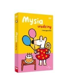 Mysia: Urodziny -   Różni , tylko w empik.com: 27,99 zł. Przeczytaj recenzję Mysia: Urodziny. Zamów dostawę do dowolnego salonu i zapłać przy odbiorze!
