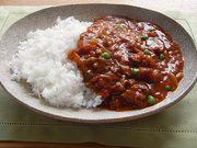 米粉でとろりハヤシライス | 米粉レシピ | フード・アクション・ニッポン
