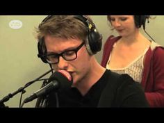 School Is Cool - In Want Of Something [live @ Studio Brussel] - YouTube