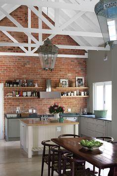 Lampy nad kuchenny stół - Wnętrza - Aranżacja i wystrój wnętrz - Dom z pomysłem