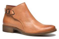 Kickers Longtime (Marron) - Bottines et boots chez Sarenza (234735)