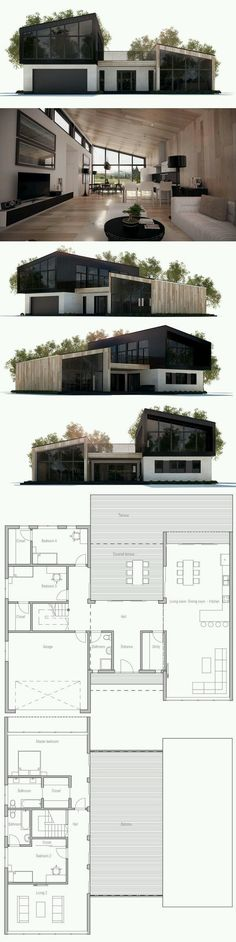 Beautiful Best Ideas For Modern House Design U0026 Architecture : U2013 Picture : U2013  Description House Plan With Four Bedrooms./ By Concept Homes