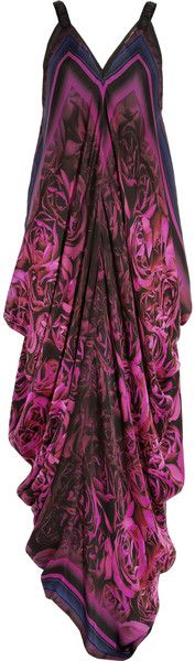 ROBERTO CAVALLI ~ ~ would like to see this with a halter treatment for the straps
