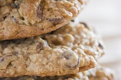 This low-calorie chocolate chip cookies recipe delivers taste without the guilt. If you replace the chocolate chips with raisins, all the better.