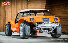 Build a car in a weekend? You've got to be joking. Well, we proved it could be done at The VolksWorld Show last year with this Meyers Manxter Beach Buggy.