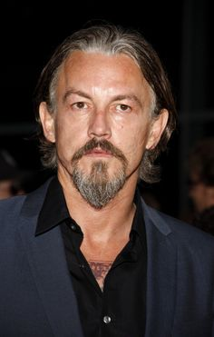 """Tommy Flanagan Photos - Tommy Flanagan at the Season 4 premiere of FX Network's """"Sons Of Anarchy"""" held at the ArcLight Cinemas, Los Angeles. - Maggie Siff at the Premiere of FX Network's 'Sons Of Anarchy' Tommy Flanagan, Hot Actors, Actors & Actresses, Doug Baldwin, Diana Gabaldon Outlander, I Like Him, Charlie Hunnam, Sons Of Anarchy, 50 Shades Of Grey"""