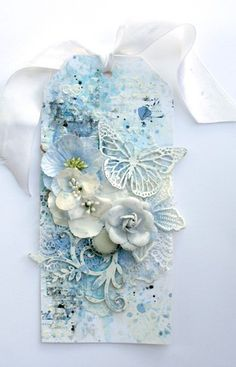 Shabby Tag by Lisa Griffith