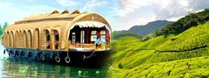 4 Days Kerala Tour Package with Munnar and Cochin - http://www.discover-india.in/kerala-tour-packages/munnar-cochin-tour-packages.html
