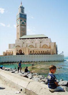 de moskee , the mosqeu