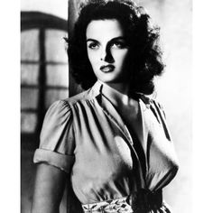 Jane Russell Canvas Art - (16 x 20)