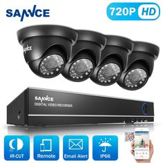 119.99$  Watch here - http://alik45.worldwells.pw/go.php?t=32774361456 - SANNCE HD 1080N 720P 8CH CCTV System Video Recorder DVR 4PCS 1200TVL 1.0MP Surveillance Camera IR CCTV kit for Home Security