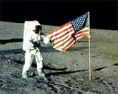 Neil Armstrong - 1st man on the moon 1969