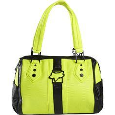 yellow fox purses | Home » Gear Bags » Fox Racing » Women's Purses » Eye Opener Duffle