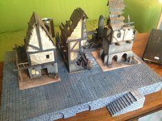 Going back to fantasy terrain!