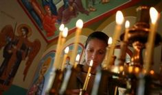 Occasionally, I am asked why Orthodox Christians light candles. Lighting a candle serves as a visible sign of a prayer offered to God. Below, I thought I would share a couple of interesting things regarding candles. One is the prayer for the blessing of candles used by the Orthodox Church. The second is a collection of prayers that can be used to accompany the lighting of candles. I pray that they will be spiritually profitable for you.      Here is a prayer for the blessing of candles…