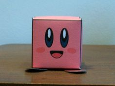 Kirby Cubeecraft