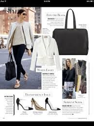 Image result for outfit magazine layout blog