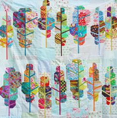 "Uber-fun ""Painted Forest"" by Scott Hansen of Blue Nickel Studios."