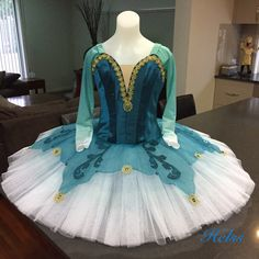 Tutu. Classical. Ballet. Russian. Traditional. Esmeralda. Made by Helen Shawsmith. Helss.
