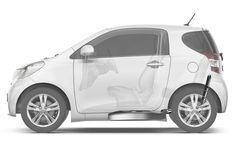 2008 Toyota iQ Image