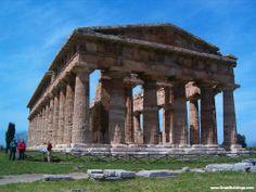 Posejdonov hram, Paestum