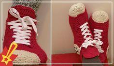 Faça você mesmo: Sapatinho de crochê
