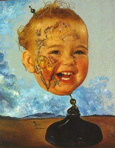 Peintre, sculpteur, graveur, scénariste et écrivain. Rien que ça! Salvador Dalí (1904- 1989), de nationalité espagnole, est considéré comme l'un des princ