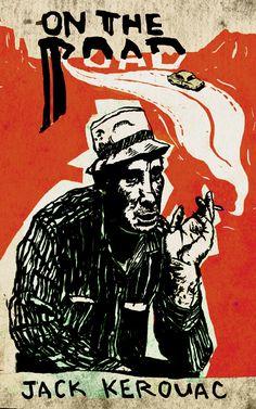 jack kerouac book cover - Google Search