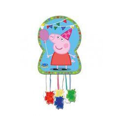 Piñata silueta Peppa Pig - YoElijoElPrecio.com